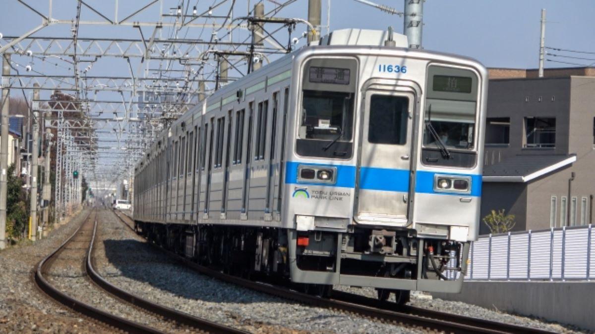 東武野田線・東武アーバンパークライン